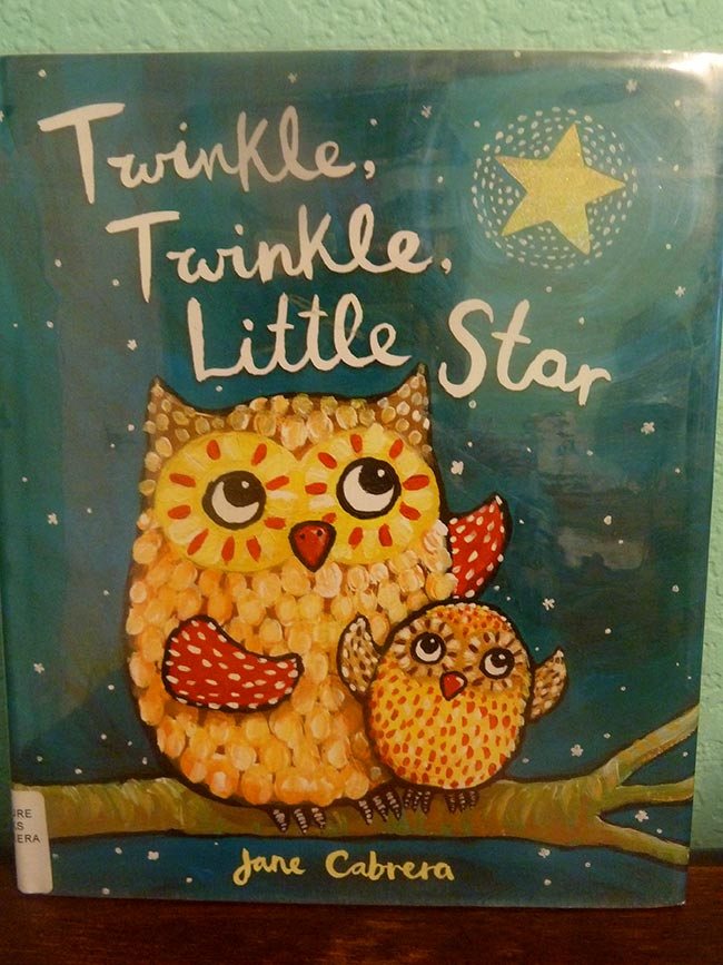 Jane Cabrera『Twinkle, Twinkle, Little Star』